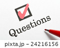 Questions 質問 24216156