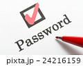 Password パスワード 24216159
