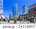 東京 秋葉原駅 電気街口 駅前の風景 24219957