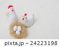鶏 酉 夫婦の写真 24223198