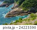 日向岬 クルスの海 海岸の写真 24223390