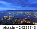 函館市 夜景 函館の写真 24228543