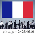 France Country Flag Nationality Culture Liberty Concept 24234619