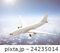 空中 宙 空気の写真 24235014