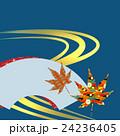 コピースペース 和 背景のイラスト 24236405