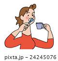 歯磨き 24245076