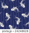 鯉のパターン 24248628