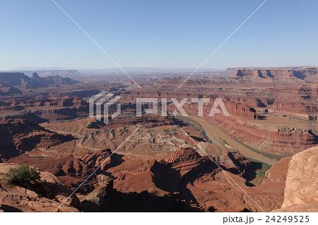 アメリカ ユタ州 モアブ 砂漠 24249525