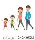 家族【シンプルキャラ・シリーズ】 24249528