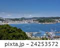 江ノ島ヨットハーバーと相模湾 24253572