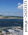 江ノ島ヨットハーバーと相模湾 24253573