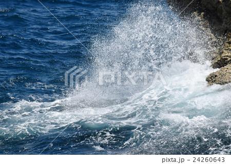 波しぶき 24260643