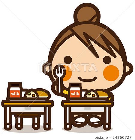がっこうKids 給食女子 24260727