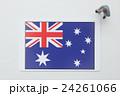 オーストラリア国旗 24261066