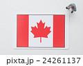 カナダ国旗 24261137