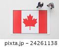 カナダ国旗 24261138