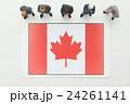 カナダ国旗 24261141