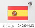 スペイン国旗 24264483