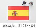 スペイン国旗 24264484