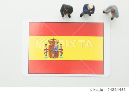 スペイン国旗 24264485
