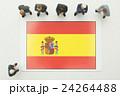スペイン国旗 24264488