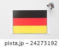 ドイツ国旗 24273192