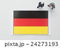 ドイツ国旗 24273193