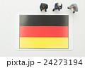 ドイツ国旗 24273194