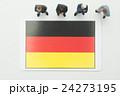 ドイツ国旗 24273195
