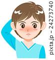 表情-ジェスチャー 24273740