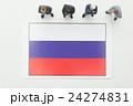 ロシア国旗 24274831