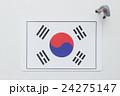 韓国国旗 24275147
