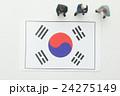 韓国国旗 24275149