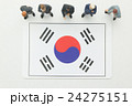 韓国国旗 24275151