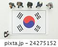 韓国国旗 24275152