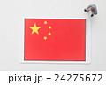 中国国旗 24275672