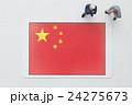 中国国旗 24275673