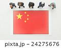 中国国旗 24275676