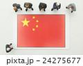 中国国旗 24275677