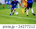 サッカー フットボール 24277212