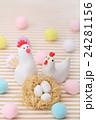 鶏 酉 卵の写真 24281156