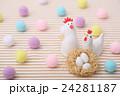 鶏 酉 卵の写真 24281187
