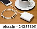 モバイルバッテリー 24288895