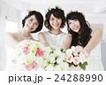 花嫁 ウエディング ブライダルの写真 24288990