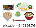 料理 和食 日本食のイラスト 24289376