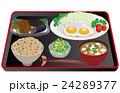 料理 和食 日本食のイラスト 24289377