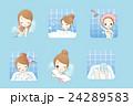 お風呂 浴室 風呂のイラスト 24289583