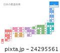 日本の都道府県 19 24295561