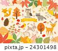 秋の森のイラスト(2) 24301498