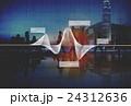 データ 図 情報の写真 24312636